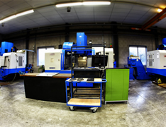 prototype machinepark draaibank freesbank